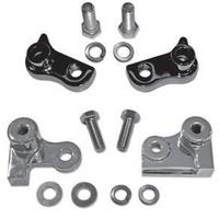 """Custom Chrome Burly Brand 07898 Black Lowering Kit Sportster 2000-02 (Lowers the Bike by 1/2"""") (exc Custom & Hugger)"""