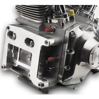 Custom Chrome 36995 Adapter Twin Cam88 Eng into Evo Frame Twin Cam88A Only