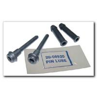 Custom Chrome 688553 Rear Brake Mount Service Kit (inc Pins & Boots) Big Twin'87-99