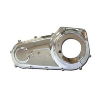 Custom Chrome 688639 Outer Primary Cover w/Mid Mount Controls Chrome (exc FXDWG) FXD'06up