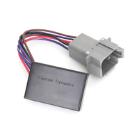 Custom Dynamics CD-CDATC1 Plug-n-Play ATS Self Cancelling Turn Signal Module for Softail/Dyna/Touring/Sportster 96-03