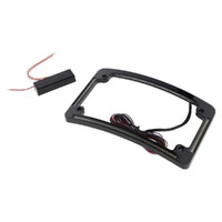 Custom Dynamics CD-TF05B Number Plate LED Amber Indicators Black