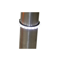 Custom Dynamics CD-TW41AC Truwrapz LED 41mm Fork Indicator Clear Lens