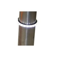 Custom Dynamics CD-TW43AC Truwrapz LED 43mm Fork Indicator Clear Lens