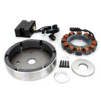 Cycle Electric CE-32AL Alternator Kit w/Low Volt Regulator for Big Twin 89-99