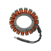 Cycle Electric CE-6010 Stator for Softail'01-06 FXD'04-05 &FXD'06 w/OEM'06 Rotor Only