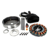 Cycle Electric CE-62A 3 Phase Alternator Kit for FXD 91-98 & Softail 84-99