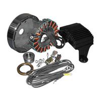 Cycle Electric CE-82TSC 3 Phase Alternator Kit Only 50A 50amp. (inc SE Rotor) FXD'06-07