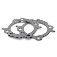 """Cometic Gasket CG-C10083-045 Cylinder Head Gasket for TC 107ci 3937"""" Bore Air/Water Cooled 045"""" (Pair)"""