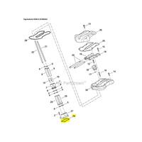 "Cometic Gasket CG-C10172 Tappet Cover M8'17up (Pk10) 0.032"" AFM"