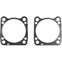 """Cometic CG-C10177-010 0010"""" Thick Cylinder Base Gasket for Milwaukee-Eight 17-Up"""