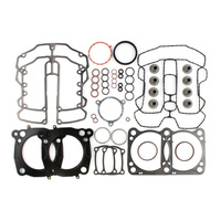 """Cometic Gasket CG-C10217-030 Top End Gasket Kit for M8'17up 107ci 3.937"""" Bore w/0.030"""" MLS H/Gasket"""