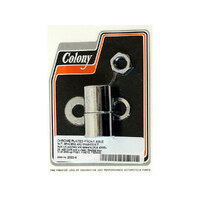 Colony Machine CM-2022-5 Front Axle Spacer Kit FXST 00-06 & FXDWG 00-05