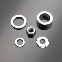 Colony Machine CM-2256-5 Front Axle Spacer Kit FXD'04-05 (exc FXDWG)