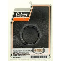 Colony Machine CM-2320-1 Transmission Mainshaft Locknut Big Twin'91-06 & XL'92up (Big Twin'91-06 5 Speed)
