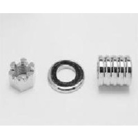 Colony Machine CM-2335-5 Rear Axle Spacer Kit FXD'06-07