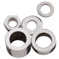 Colony Machine CM-2387-5 Front Axle Spacer Kit FLSTF 07up