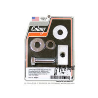 Colony Machine CM-2852-6 Top Motor Mount Block FXST 84-99 (inc Block Bolt & Washers)