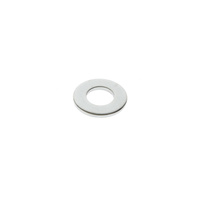 "Colony Machine CM-5-16-F-100 Flat 5/16"" Washer Chrome (Each)"