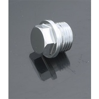 Colony Machine CM-8610-1 5/8-18 Timing/Oil Tank Plug Chrome 5/8-18 Chrome