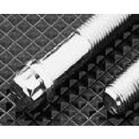 Colony Machine CM-8714-20 Head Bolts Chrome Big Twin 48-84 Big Bore Pan/Shovel
