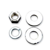 Colony Machine CM-8715-4 Rear Axle Nut & Washer Kit