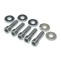 Colony Machine CM-8835-10 Allen Head Pulley/Sprocket Bolts Chrome