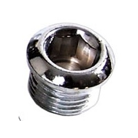 Colony Machine CM-9402-1 Timing Plug Allen Head Chrome Big Twin'70up