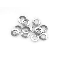 """Colony Machine CM-9516-12 Lockwashers 1/4"""" Size Chrome (12 Piece)"""