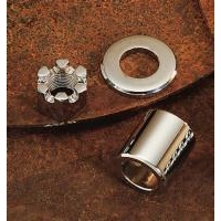 Colony Machine CM-9812-3 Rear Axle Spacer Kit FXD 91-99