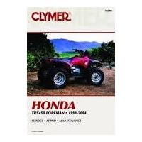 Clymer CM205 Honda TRX450 Foreman 1998-2004 (M205)