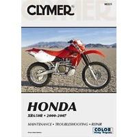 Clymer CM225 Honda XR650R 2000-2007 (M225)