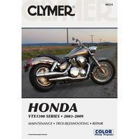 Clymer CM231 Honda VTX1300 Series 2003-2009 (M231)