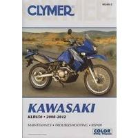 Clymer CM2402 Kawasaki KLR650 2008-2012 (M2402)