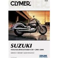Clymer CM2603 Suzuki Volusia & Boulevard C50 2001-2011