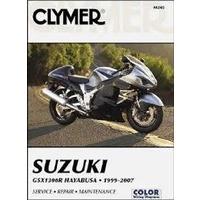 Clymer CM265 Suzuki GSX1300R Hayabusa 1999-2007 (M265)