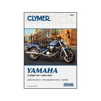 Clymer CM284 Yamaha V-Star 950 2009-2012 (M284)