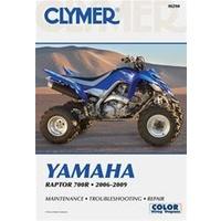 Clymer CM290 Yamaha Raptor 700R 2006-2009 (M290)