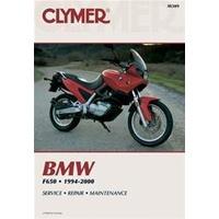 Clymer CM308 BMW 500 & 600CC Twins 1955-1969 R50 R50/2 R50S R50US R60 R60/2