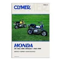 Clymer CM31013 Honda 50-110CC/ OHC Singles 1965-1999 (M31013)