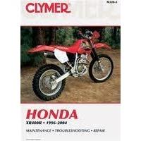 Clymer CM3202 Honda XR400R 1996-2004 (M3202)
