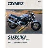 Clymer CM353 Suzuki GSF1200 Bandit 1996-2003 (M353)