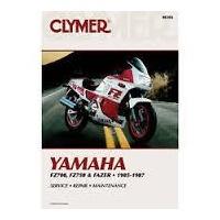 Clymer CM392 Yamaha FZ700/ FZ750 and Fazer 1985-1987 (M392)