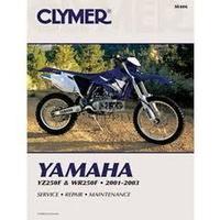 Clymer CM406 Yamaha YZ/WR250F 2001-2003 (M406)