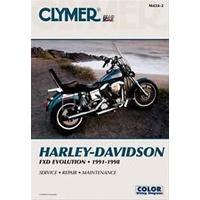 Clymer CM4242 Harley-Davidson FXD Evolution 1991-1998/ FXDB/ FXDC/ FXDL/ FXDWG/ FXD