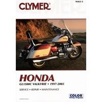 Clymer CM4622 Honda GL1500C Valkyrie 1997-2003 (M4622) M4622 -- UPDATE 1997-2003)
