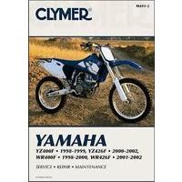 Clymer CM4912 Suzuki GSX-R750 1988-1992 & GSX750F Katana 1989-1996