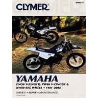 Clymer CM4922 Yamaha PW50 and PW80 Y-Zinger and BW80 Big Wheel 1981-2002 (M4922)