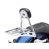 Cobra USA COB-602-2004 Short Quick Detachable Sissy Bar Kit Chrome for Dyna 06-17