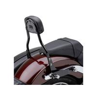 Cobra USA COB-602-2011B Short Quick Detachable Sissy Bar Kit Black for Sport Glide 18-Up